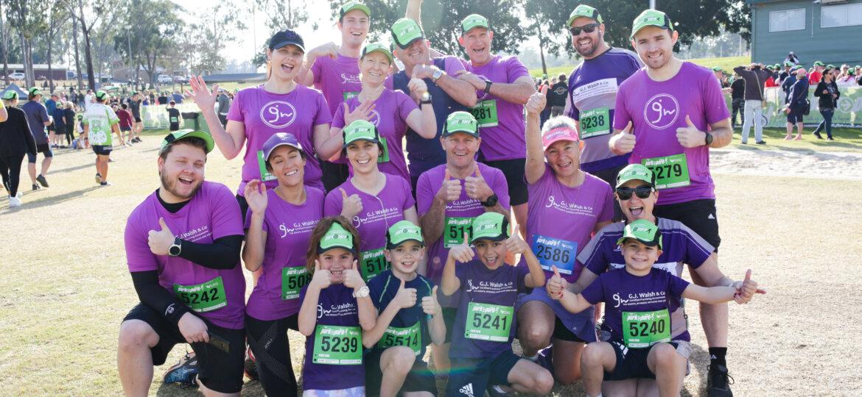 Team who ran Park2Park Previously